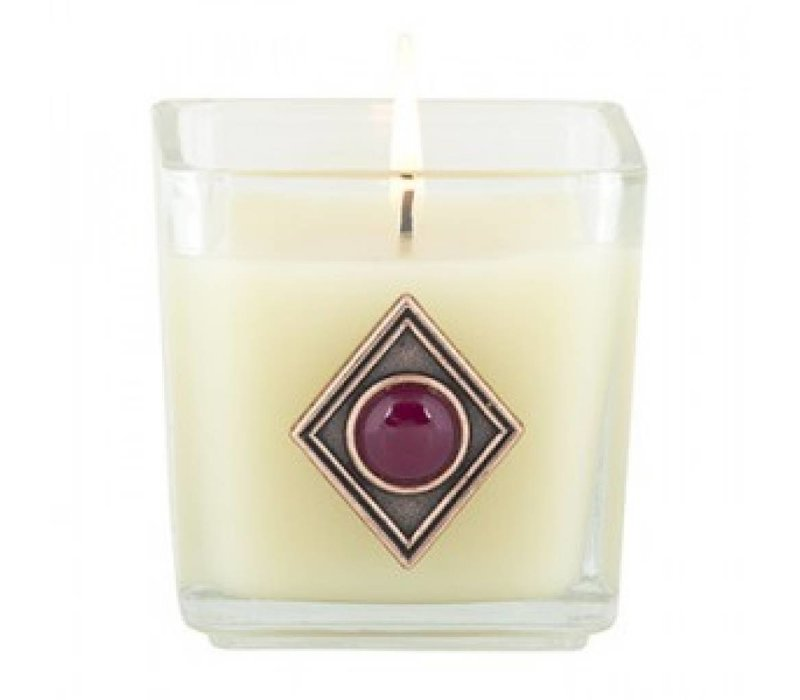 Currant Cube Candle, small