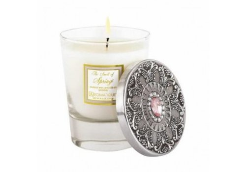 Smell of Spring® Candle w/Jeweled Lid