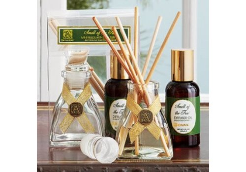 Smell of Tree® Mini Reed Diffuser Set