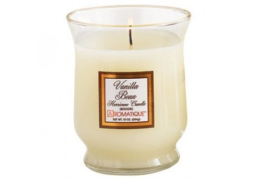 Vanilla Bean Hurricane Candle, small