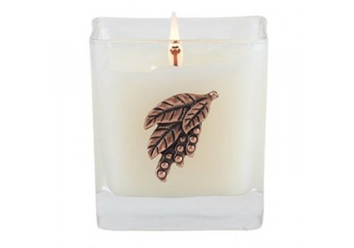 Vanilla Bean Cube Candle, small