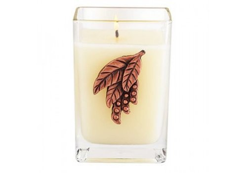 Vanilla Bean Cube Candle, medium