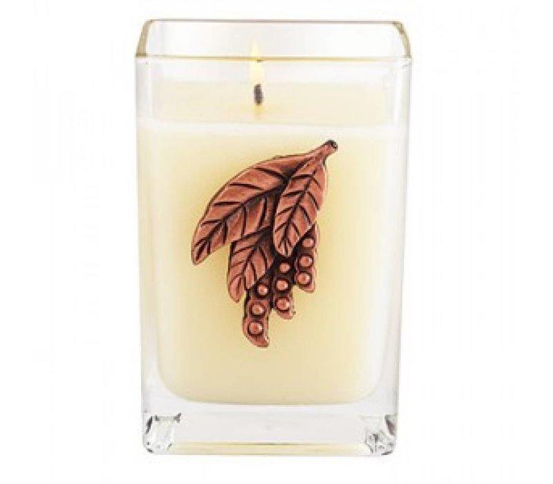 Vanilla Bean Cube Candle, medium