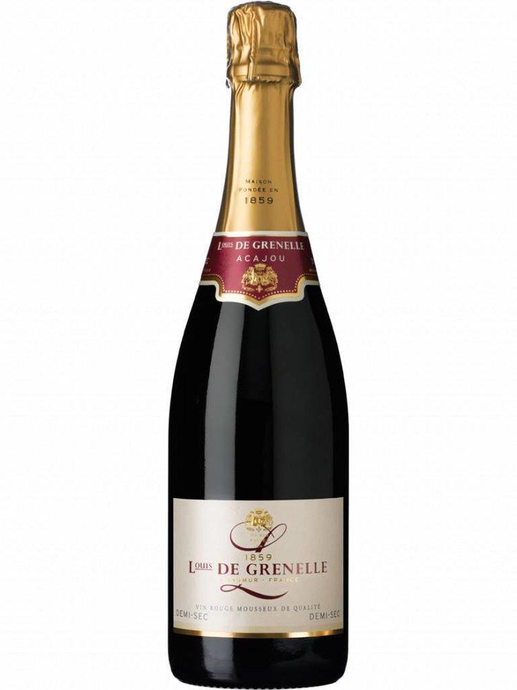 Louis de Grenelle Rode Acajou, demi-sec