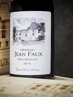 Château Jean Faux Sainte Radegonde Rouge 2015