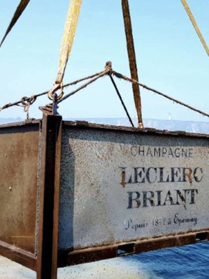 Leclerc Briant Champagne Abyss 2014
