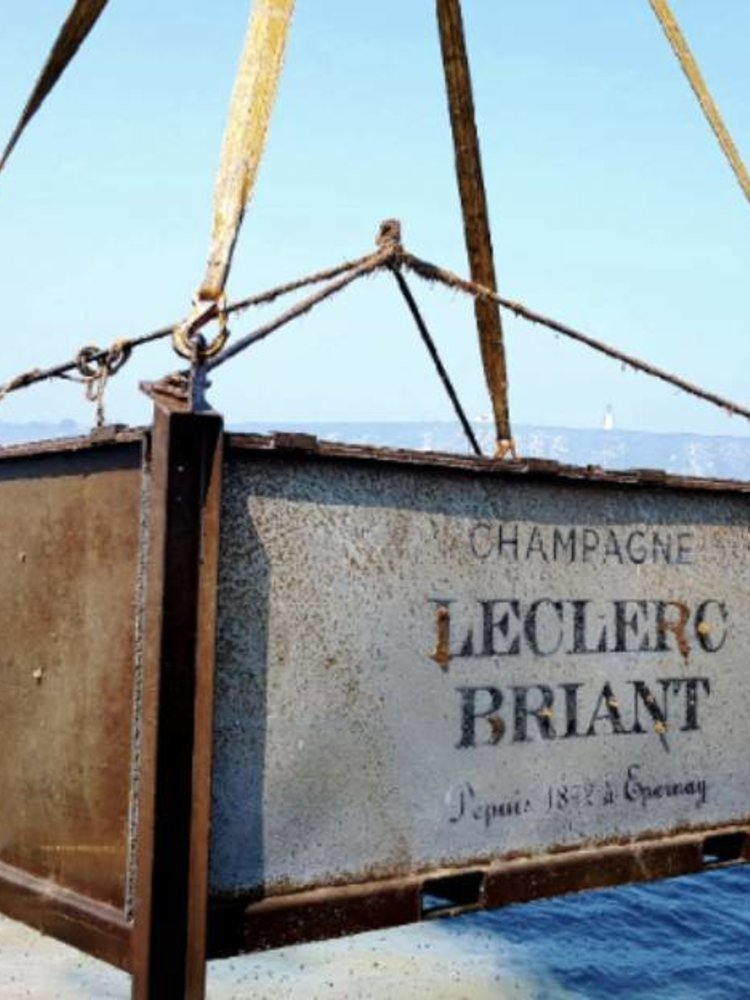 Leclerc Briant Champagne Abyss 2015
