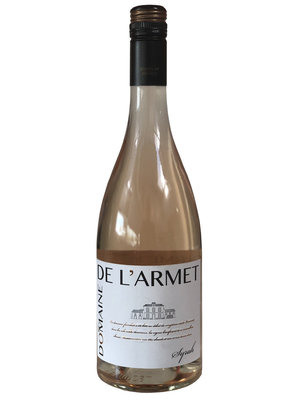 Domaine l'Armet Syrah rosé 2018