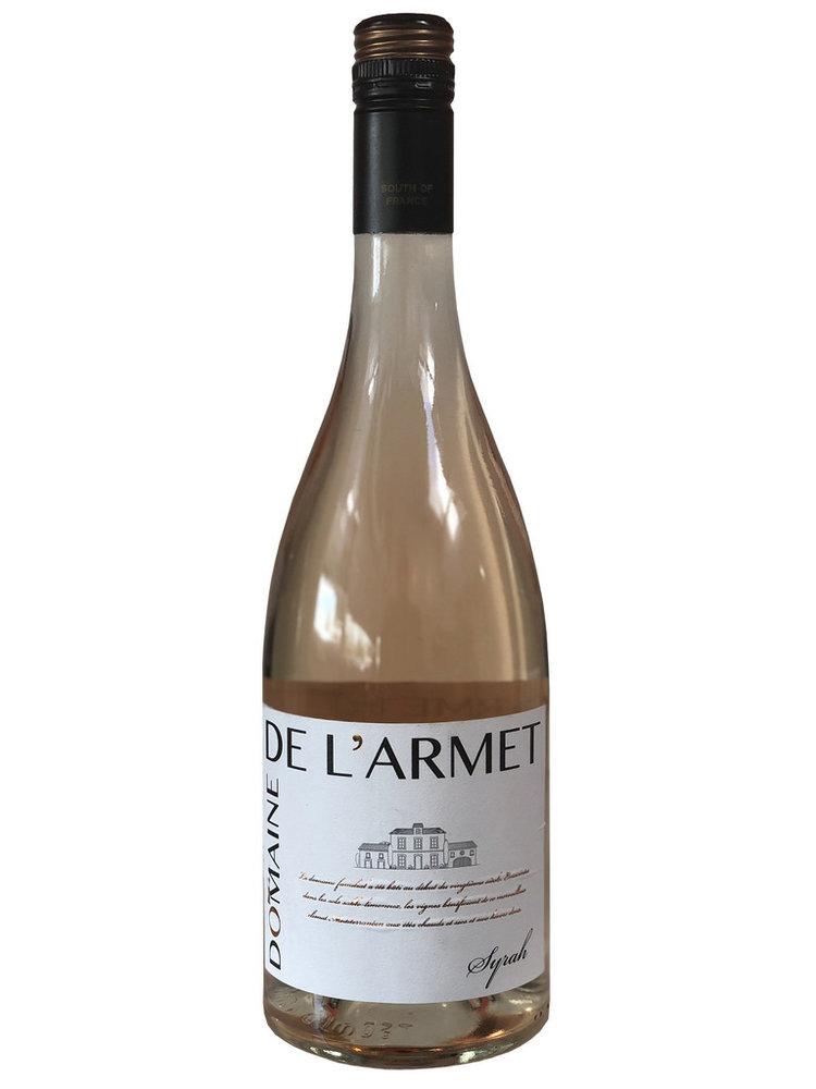 Domaine l'Armet Syrah rosé 2019