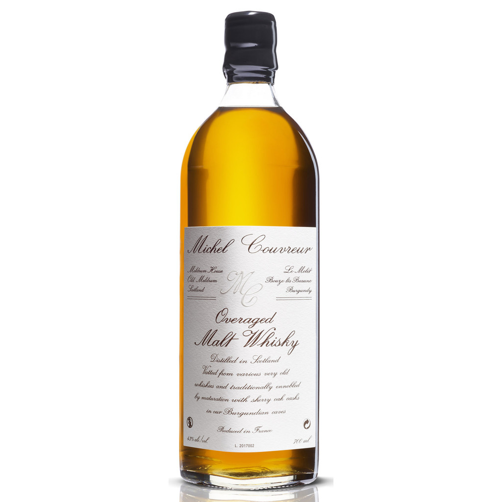 Michel Couvreur Overaged Malt Whisky 43%