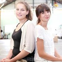 Twee bijzondere zussen uit de Elzas