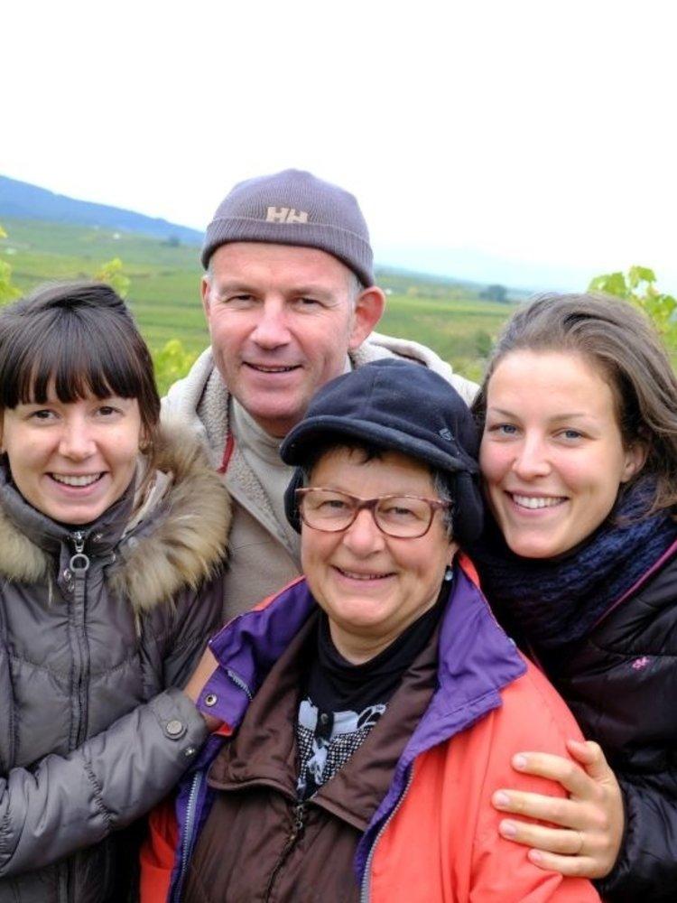 Vignoble des 2 Lunes Gewurztraminer Grand Cru Hengst 2011