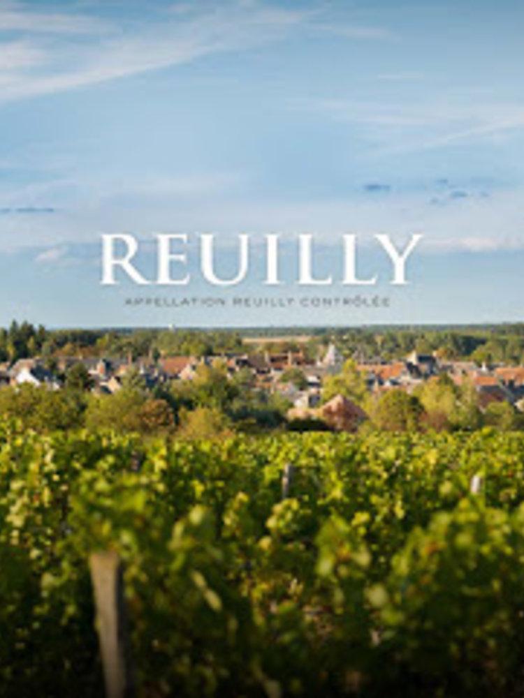 Reuilly Rosé Les Chênes 2018