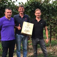 Op werkbezoek bij het bijzondere wijnhuis Giol in de Italiaanse wijnregio Veneto