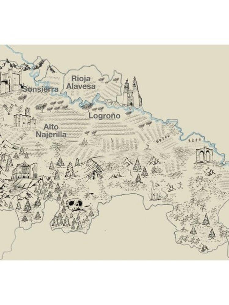 López de Haro Rioja Crianza 2018 - Half 0,375L