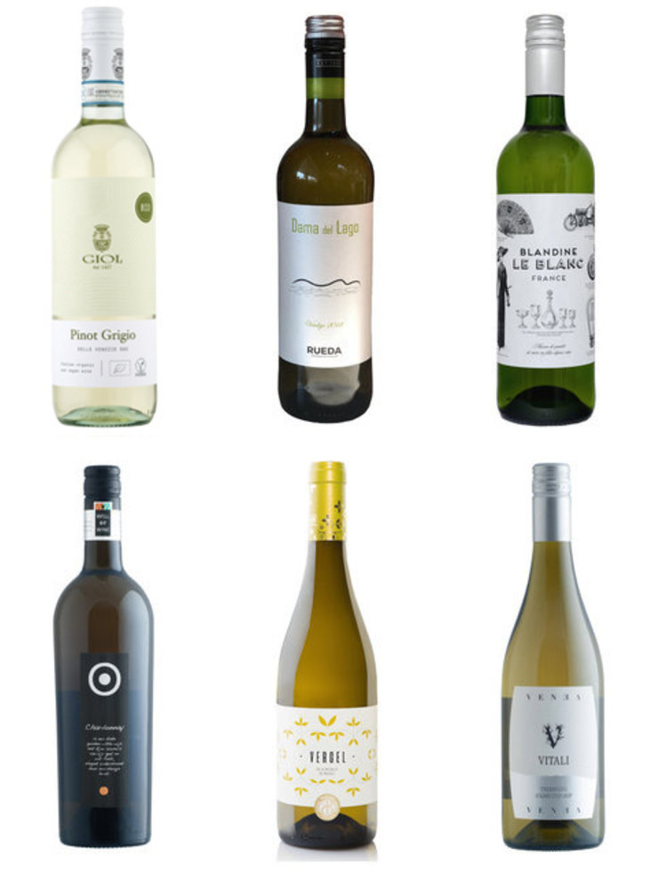 Accessible Winebox White