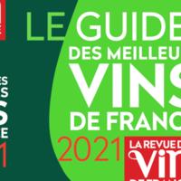 De RVF-gids voor de beste wijnen van Frankrijk 2021 biedt sterren aan vier champagne wijnbouwers!