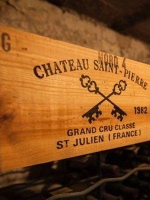 Chateau Saint-Pierre Saint-Julien 4th 2017 Grand Cru Classé