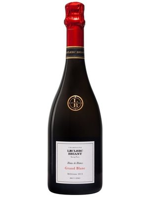 Leclerc Briant - 15768947 Champagne Grand Cru Grand Blanc 2013