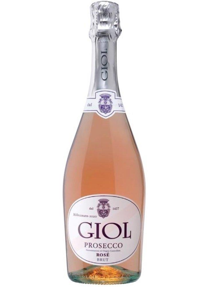 Giol Rosé Prosecco Brut