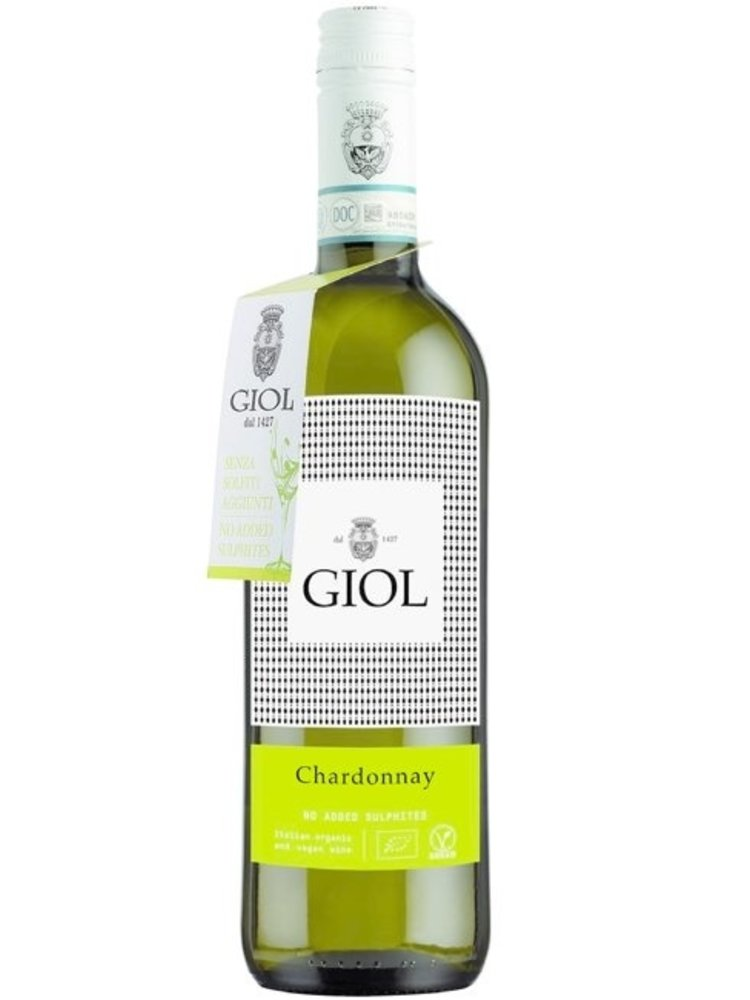 Giol Chardonnay Senza Solfiti 2020