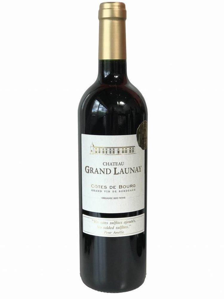Château Grand-Launay Rouge Pour Amelie 2019