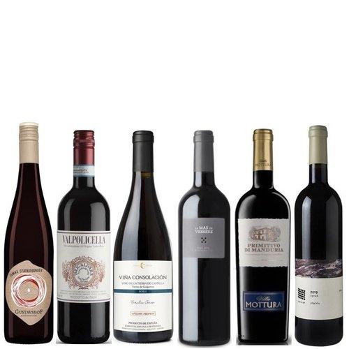 Well of Wine - 15783527 Zomerbox Rood