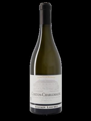 Sylvain Loichet Corton-Charlemagne Grand Cru 2014