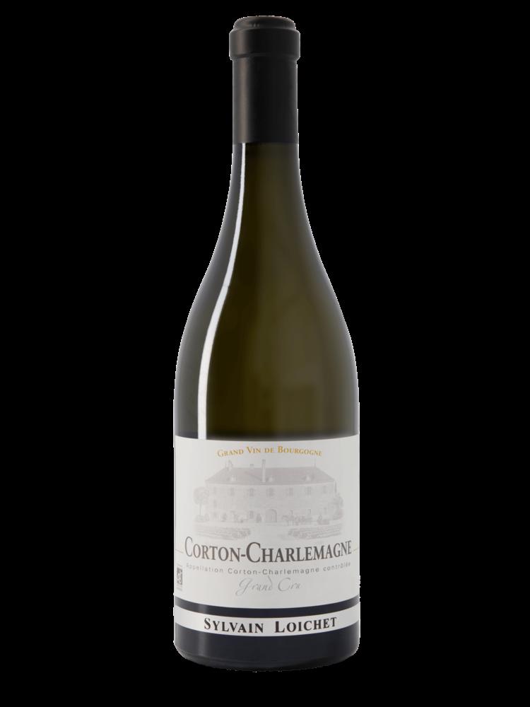 Sylvain Loichet Corton-Charlemagne Grand Cru Lieu dit en Charlemagne 2014