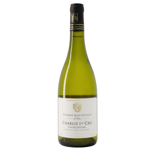 Jean Goulley Chablis Fourchaume 1er Cru 2018
