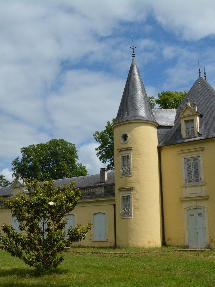 Château Dudon Sauternes 2016 - Half 0,375L