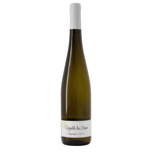 Vignoble des 2 Lunes Pinot Gris Selenite 2018