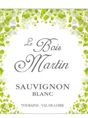 Domaine Joel Delaunay Le Bois Martin Touraine 2020