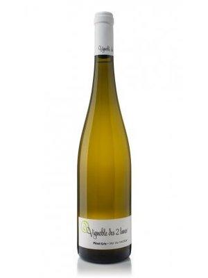 Vignoble des 2 Lunes Pinot Gris Lune 2 Miel Grains Noble