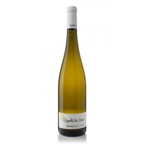 Vignoble des 2 Lunes Pinot Gris 'Lune 2 Miel' 2011, 50cl