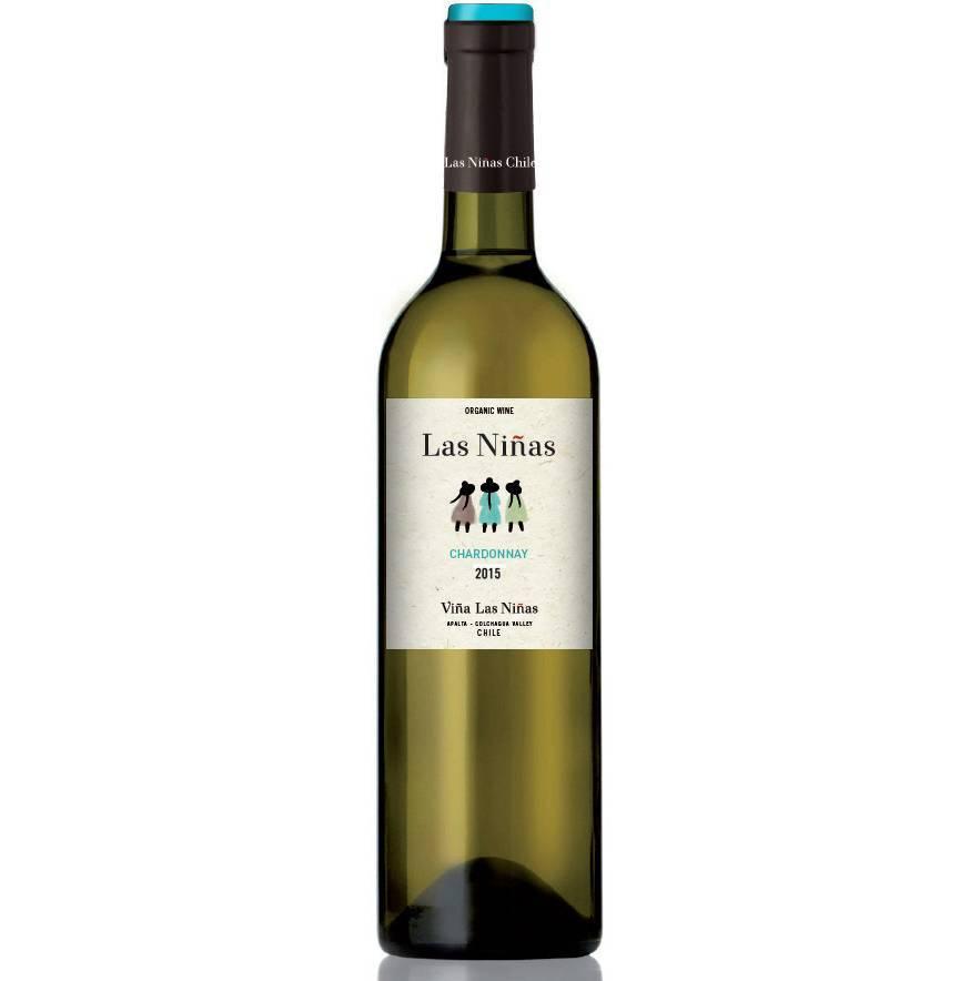 Las Ninas Chardonnay 2018