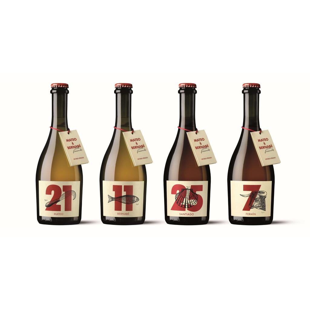 Mateo y Bernabe Cerveza 25 Santiago - Copy