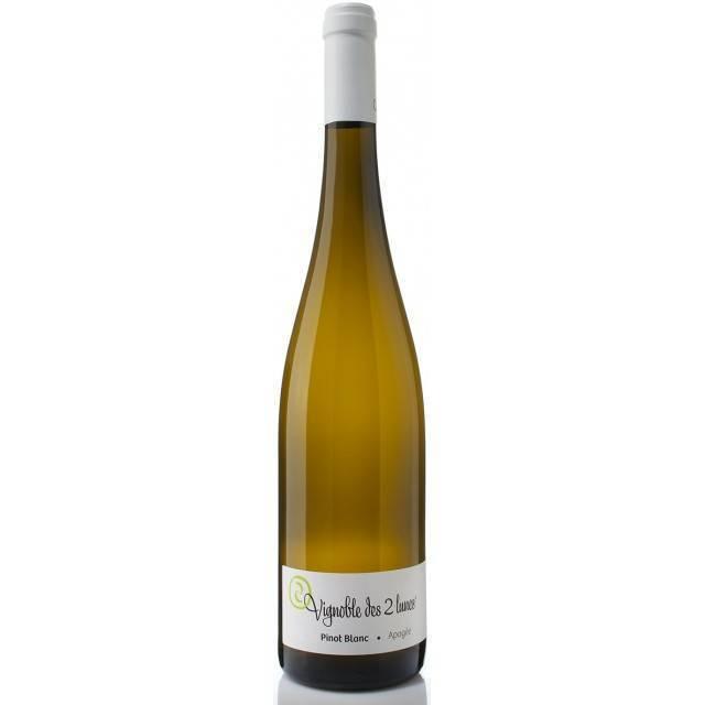 Vignoble des 2 Lunes Pinot Blanc 'Apogee'