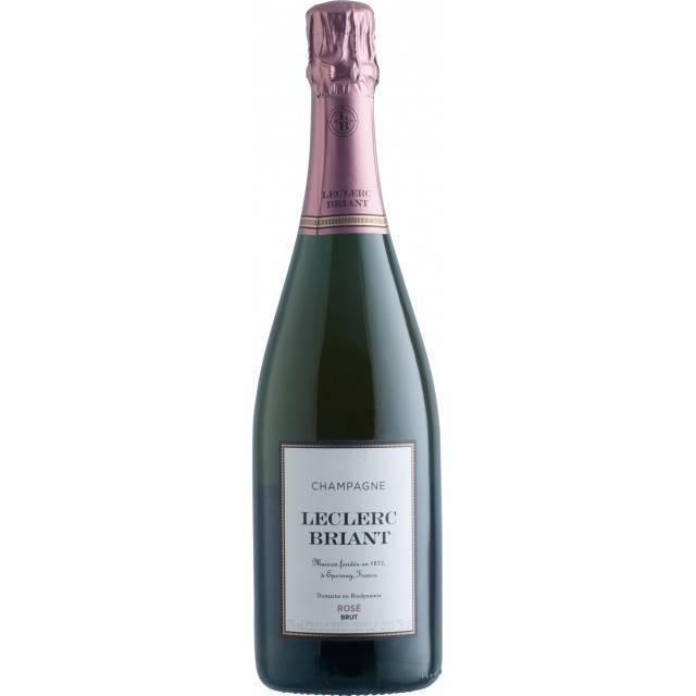 Leclerc Briant Champagne Cuvee Rose Brut