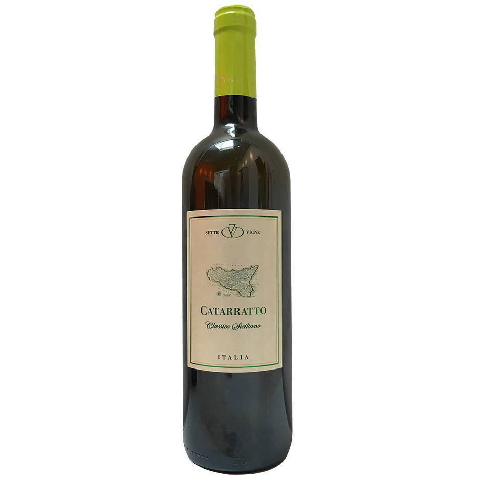 Ferreri 7Vigne Catarratto 2015