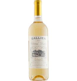 Dudon Sauternes, Gallien de Chateau 2017