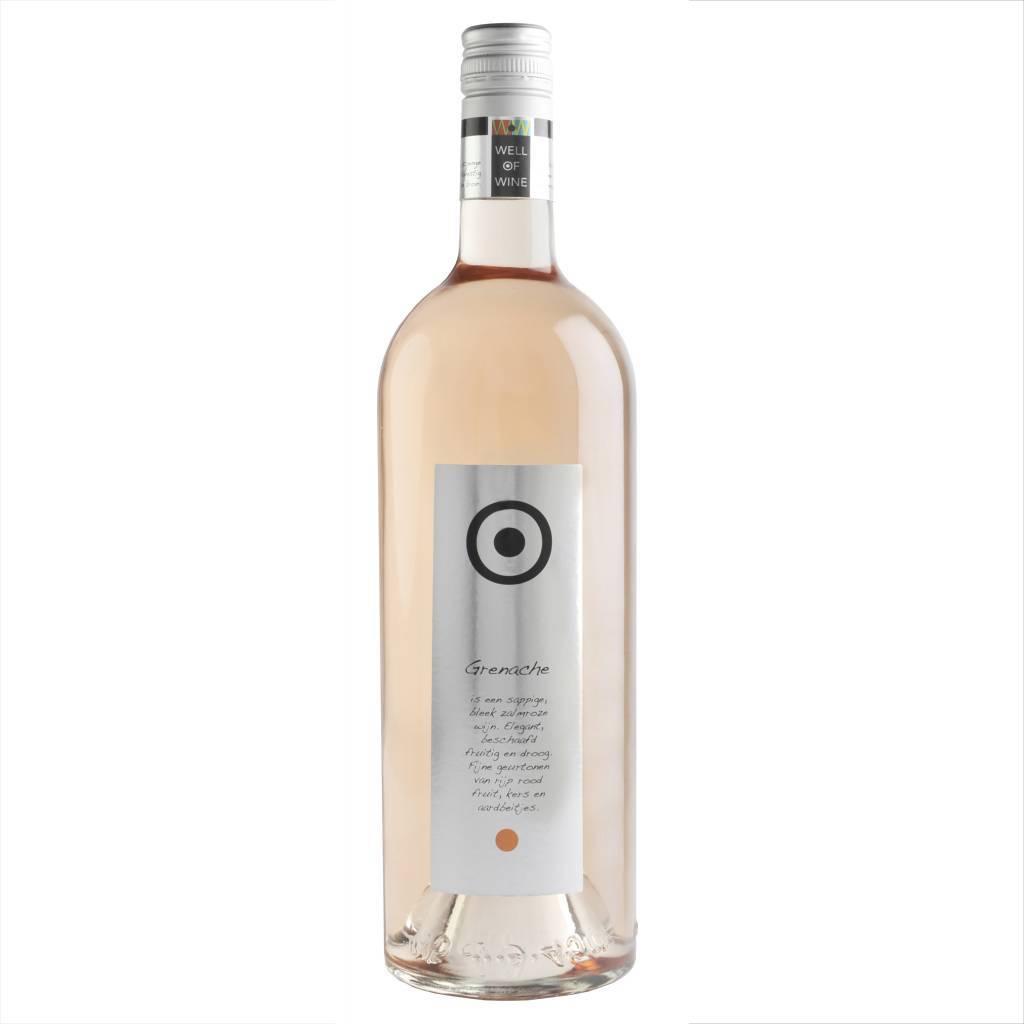 Well of Wine Grenache Rose 2017