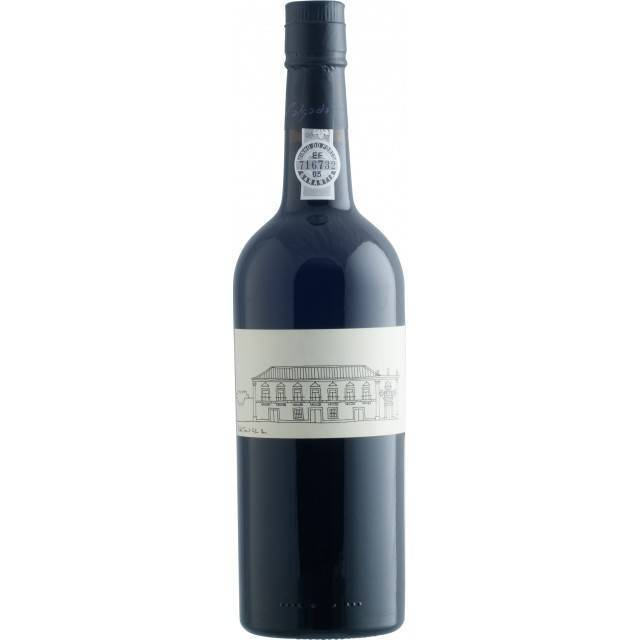 Morgadio da Calcada Ruby Reserve Port  1/2 fles
