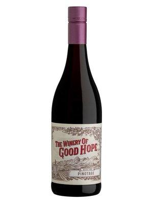The Winery of Good Hope Bush Vine Pinotage 2016