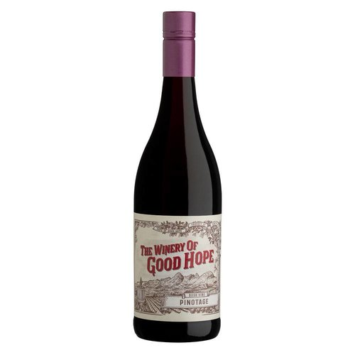 The Winery of Good Hope Bush Vine Pinotage 2016