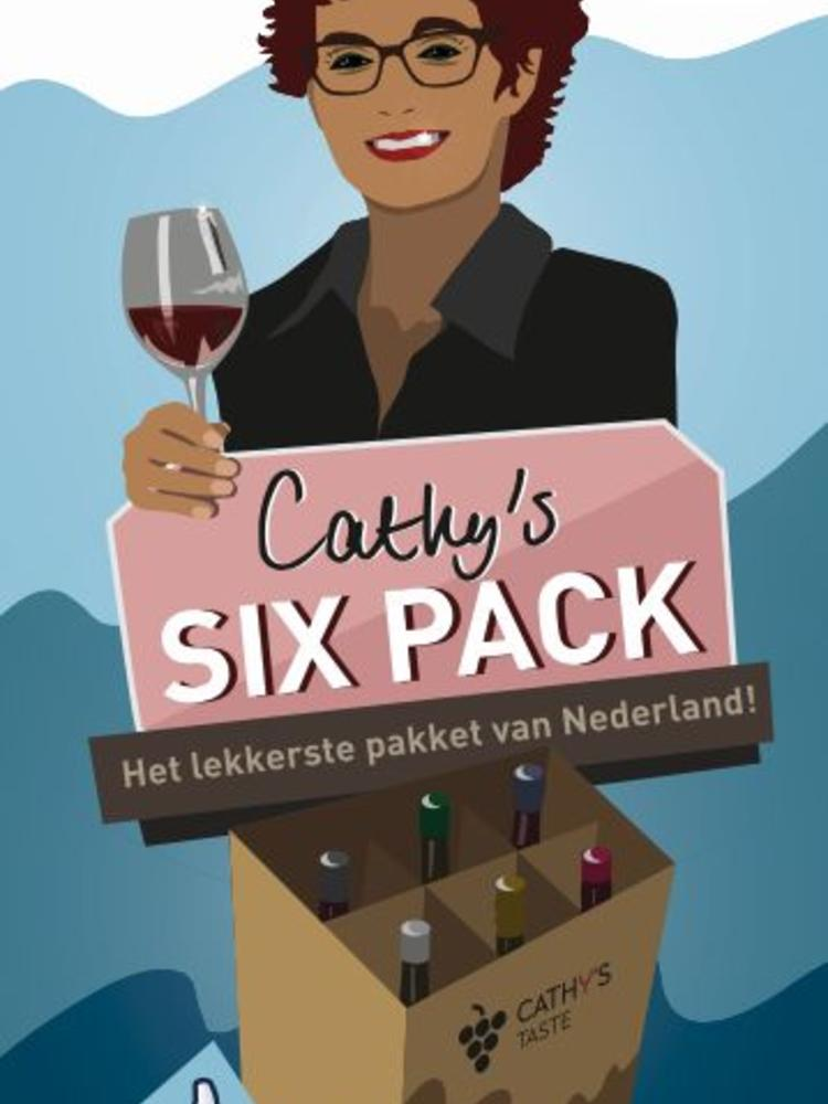 Cathy's Sixpack Editie 4-2017