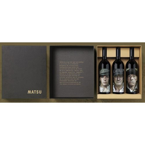 Matsu Matsu Box - empty