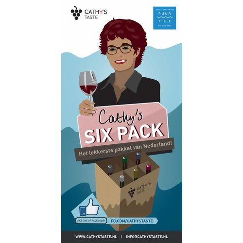 Cathy's Taste - 15485871 Cathy's Sixpack editie 4 - 2018