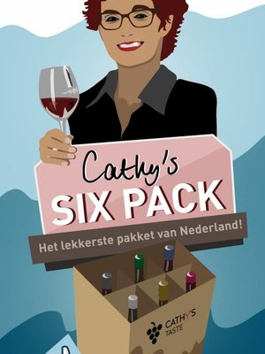 Puur Wijn Cathy's six pack - Say Cheese Special