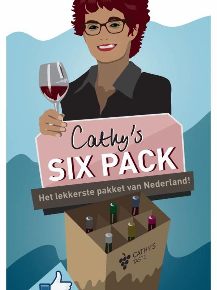 Cathy's Taste - 15485871 Cathy's Sixpack editie 1 -2019